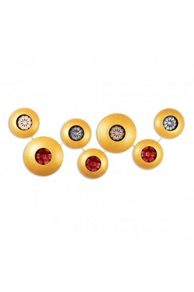 Accesoriu decorativ din metal Tanelorn 891TNL1815 multicolor