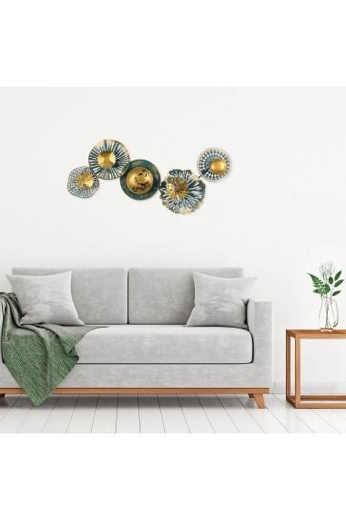 Accesoriu decorativ din metal Tanelorn 891TNL1814 multicolor