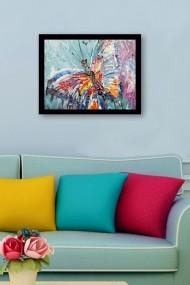 Tablou cu rama din lemn Marvellous 537MRV2285 multicolor