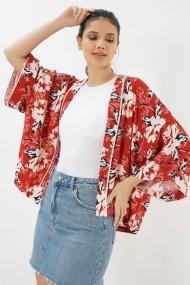 Kimono Clementine 580CMT1701 rosu