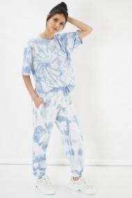 Pantaloni Clementine 580CMT1524 albastru