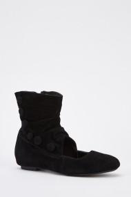 Pantofi 628697-244772 Negru