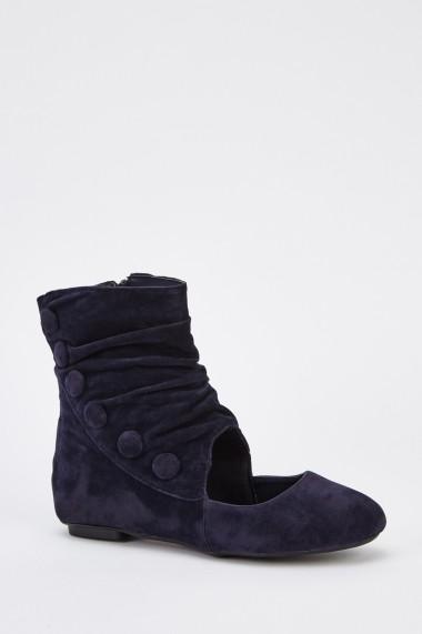 Pantofi 628703-244789 Albastru