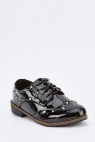 Pantofi 636478-259848 Negru