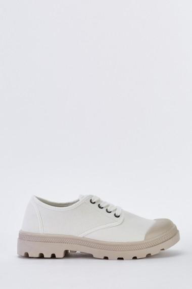 Pantofi 635416-257815 Alb