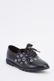 Pantofi 634976-256922 Negru