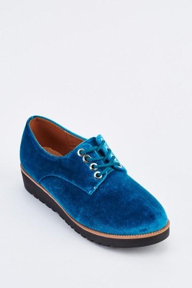 Pantofi 633015-253305 Albastru
