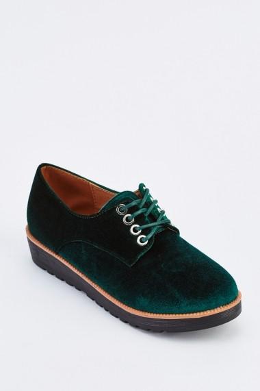 Pantofi 632971-253241 Verde