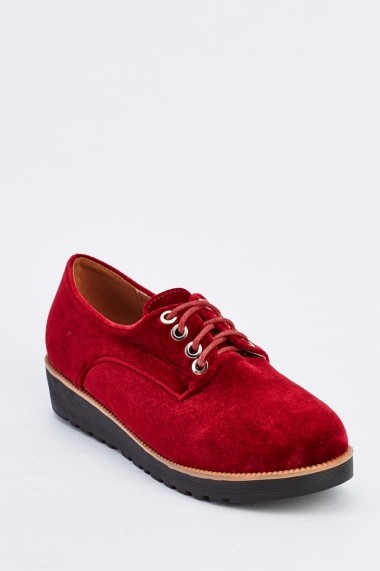 Pantofi 632780-252884 Rosu
