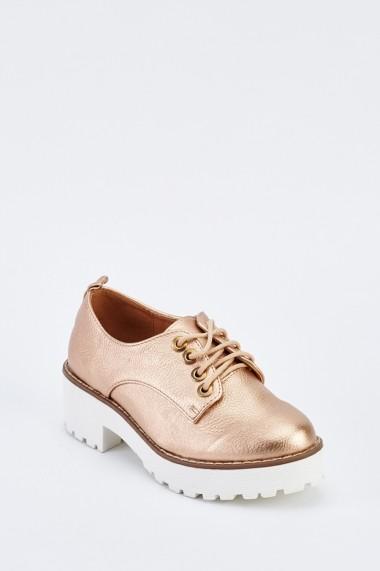 Pantofi 637903-262844 Argintiu