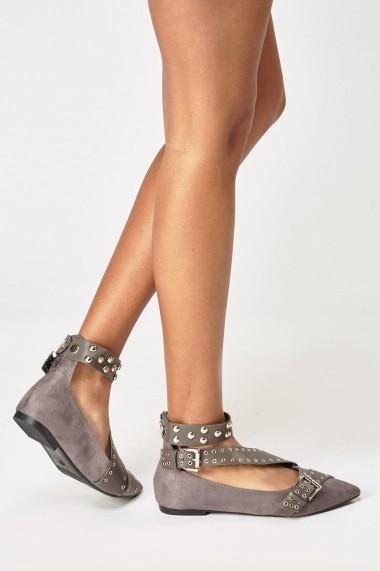 Pantofi 627302-242076 Roz
