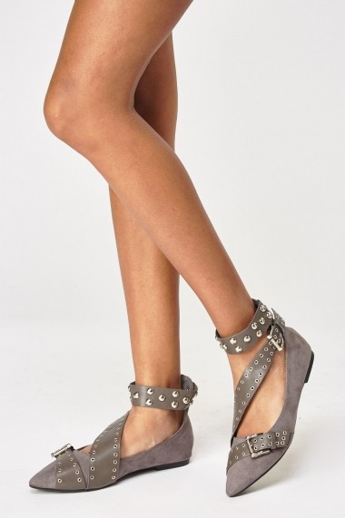 Pantofi 627302-242077 Gri
