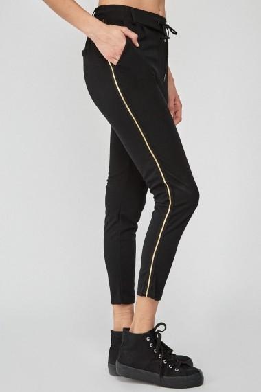 Pantaloni sport eOutlet 653880-294927-140984 Bordo