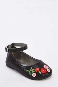 Pantofi 628658-244696 Negru