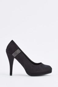 Pantofi cu toc 633855-254764 Negru