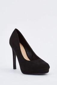 Pantofi cu toc 633323-253934 Negru