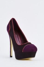 Pantofi cu toc 632964-253227 Negru