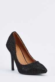 Pantofi cu toc 632723-252806 Negru