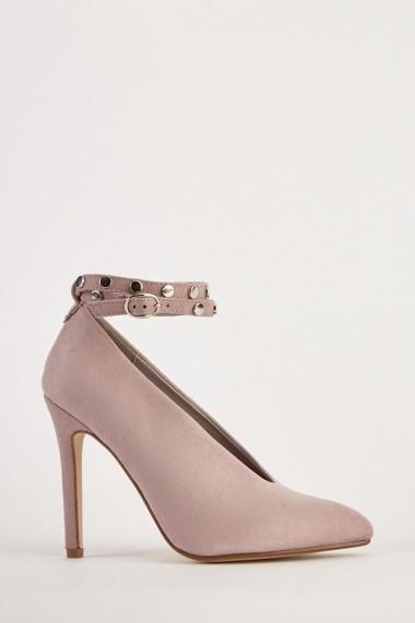 Pantofi cu toc eOutlet 653783-294686-270 Roz