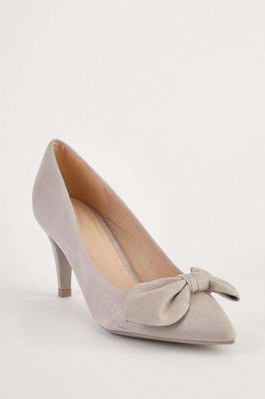 Pantofi cu toc eOutlet 653784-294690-154898 Bej