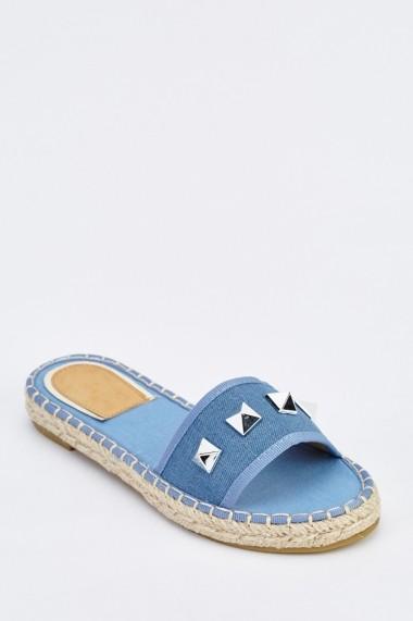 Sandale plate 632252-251808 Roz