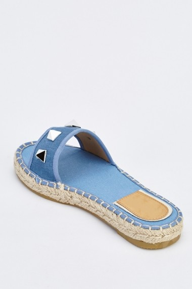 Sandale plate 632252-251806 Negru