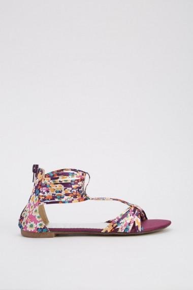 Sandale plate 638307-263644 Multicolor