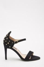 Sandale cu toc eOutlet 653548-294271-270 Negru - els