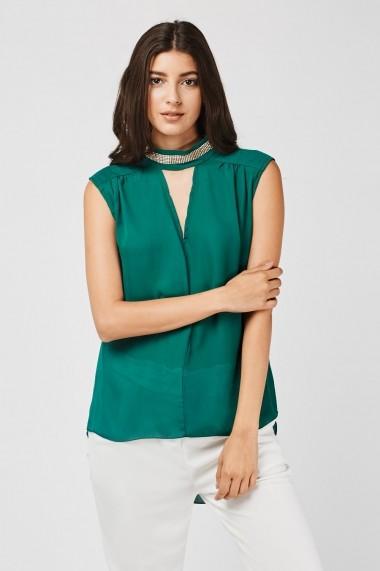 Bluza 638800-264572 Verde