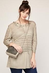 Bluza Plus Size eOutlet 651940-291320-153848 Maro