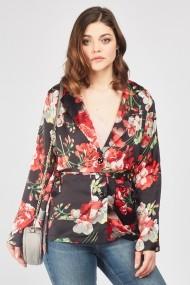 Kimono 655835-297986 Negru