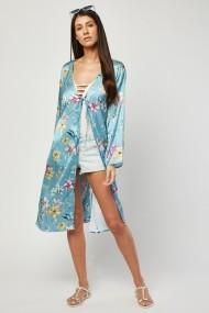 Kimono 660951-307162 Bleu
