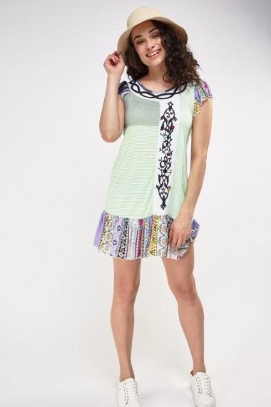 Rochie de zi 627618-242700 Multicolora