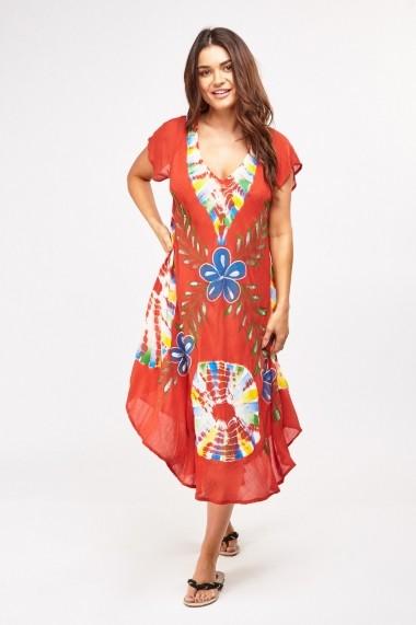 Rochie 632664-252677 Multicolor
