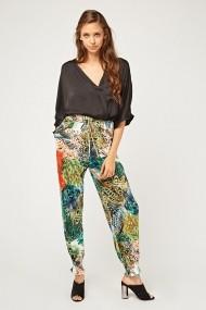Широк панталон 638119-263264 многоцветно
