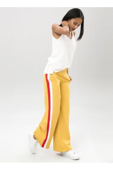 Pantaloni NEW LAVIVA BFG-650-2215 057 Galben