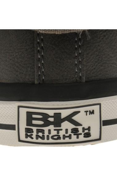 Pantofi sport British Knights 09157892 Gri