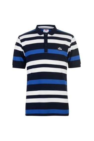 Tricou Polo Lonsdale 54500037 Bleumarin