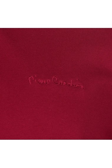 Tricou Polo Pierre Cardin 54045477 Bordo
