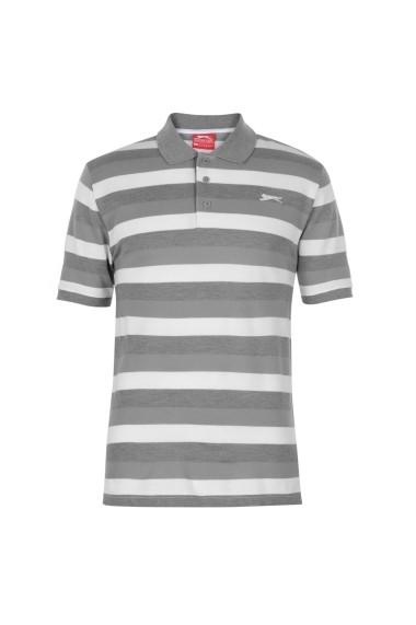 Tricou Polo Slazenger 54243502 Gri