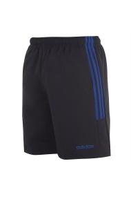 Pantaloni scurti Adidas 43300648 Negru