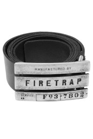Curea Firetrap 94612503 Negru