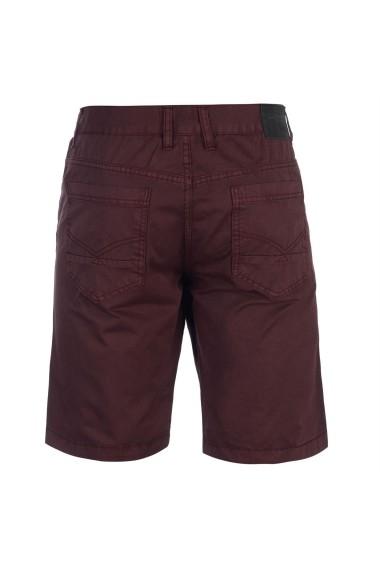 Pantaloni scurti Firetrap 47815609 Bordo