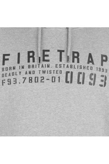 Hanorac Firetrap 53400125 Gri