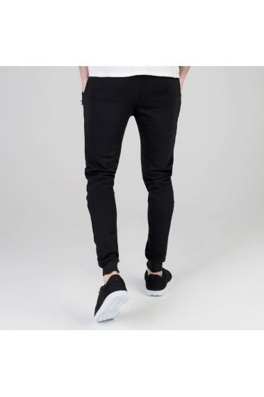 Pantaloni sport Fabric 48222303 Negru