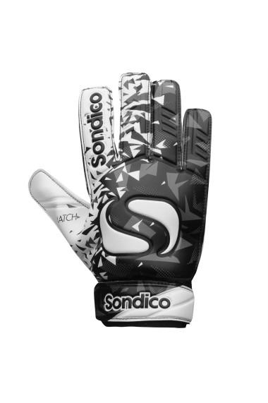 Manusi fotbal Sondico 83201040 Negru - els