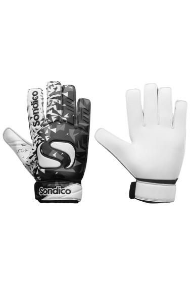 Manusi fotbal Sondico 83201040 Negru