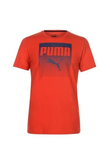 Tricou Puma 59853308 Rosu