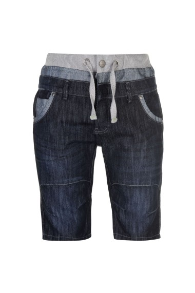 Pantaloni scurti No Fear 64505069 Albastru
