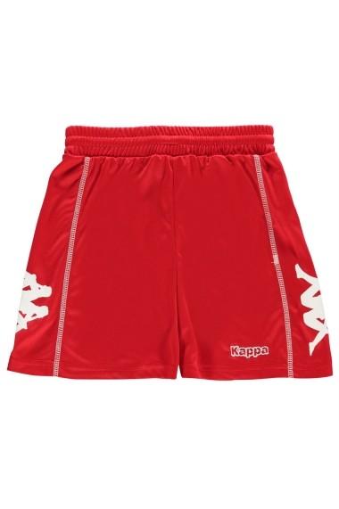 Pantaloni scurti Kappa 46901808 Rosu